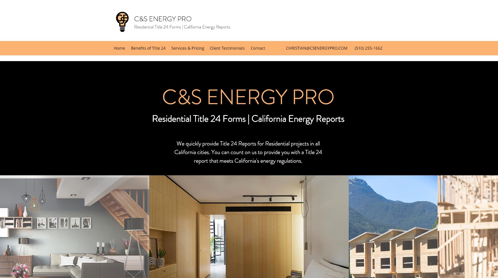 Company: C&S ENERGY PRO thumbnail